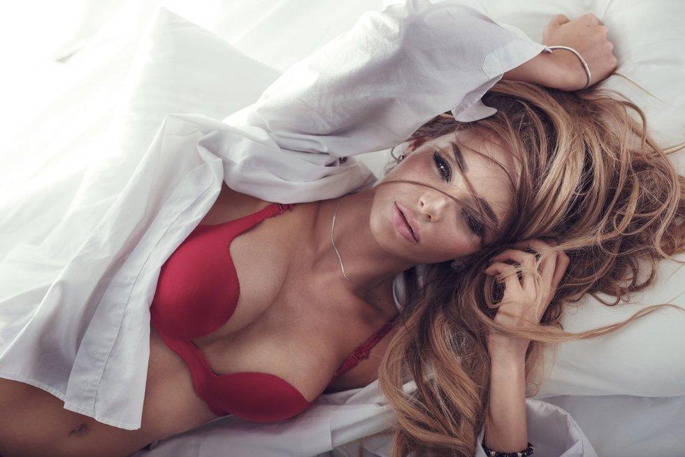 Seksuali moteris (nuotr. 123rf.com)