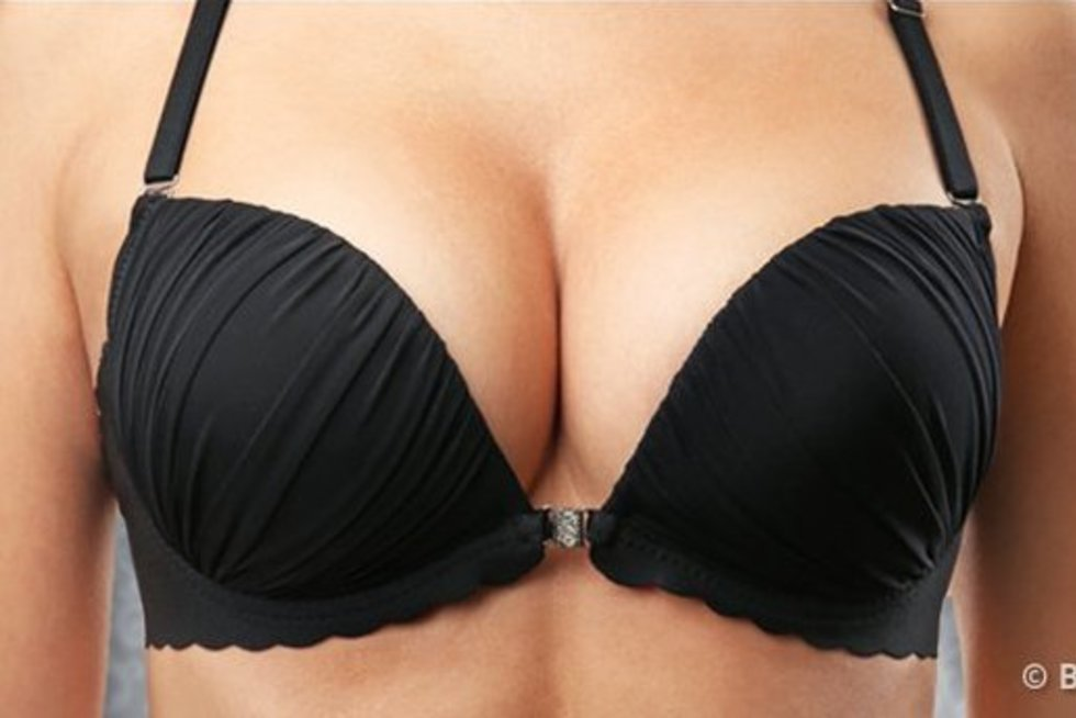 Krūtų didinimas  (nuotr. pinterest.com)