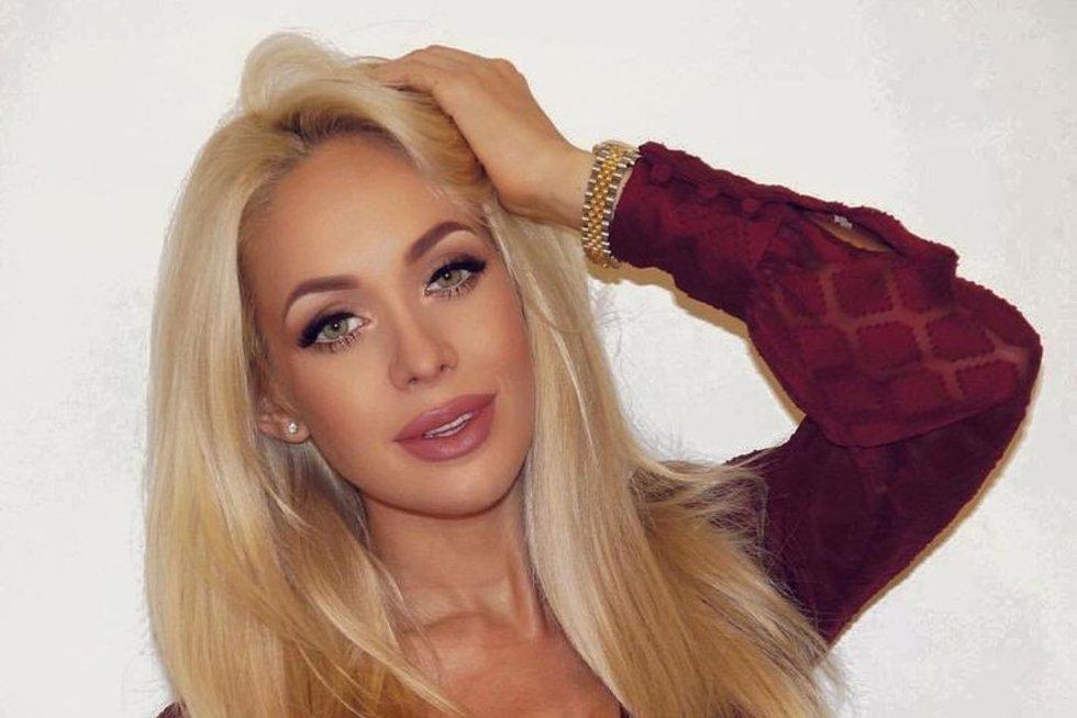Oksana Pikul-Jasaitienė (nuotr. asm. archyvo)