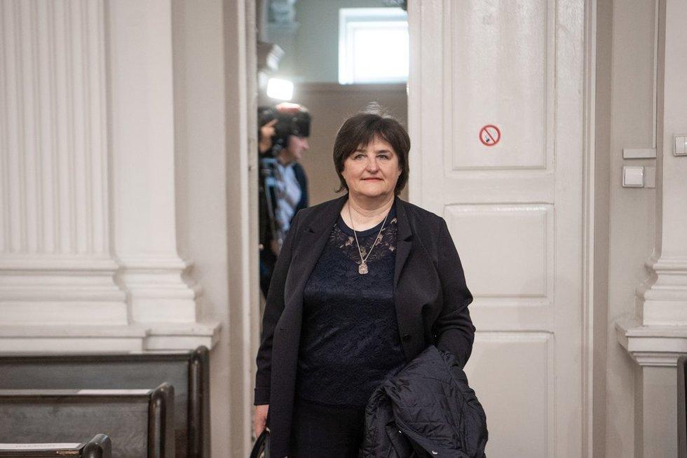 """Iš politikos pasitraukusi Graužinienė nutraukė tylą – liudijo """"MG Baltic"""" byloje Fotodiena/Arnas Strumila"""