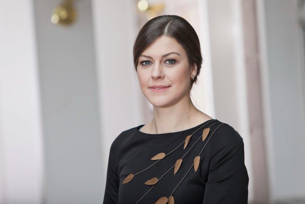 """Banko """"Luminor"""" vyriausioji analitikė Indrė Genytė-Pikčienė (nuotr. asm. archyvo)"""