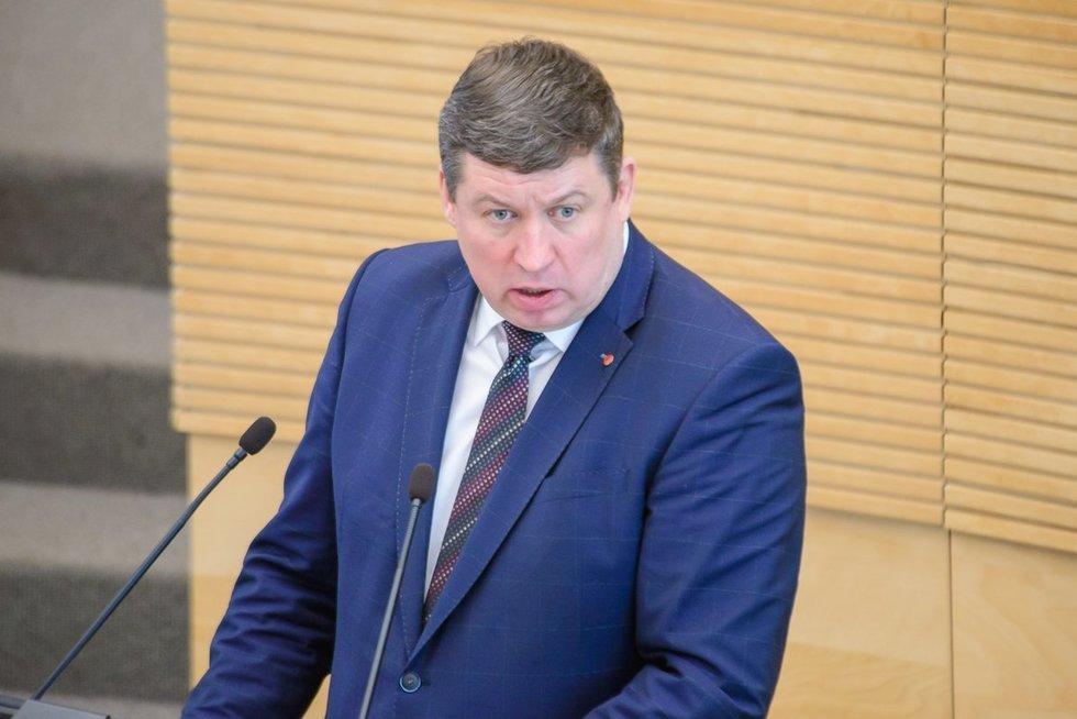 Raimundas Karoblis (nuotr. Eimanto Genio)