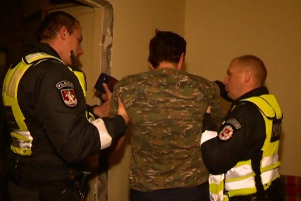 Policija (asociatyvi nuotr.) (nuotr. TV3)
