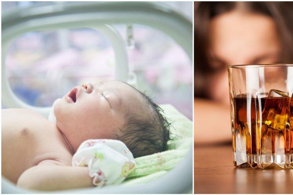 Vaisiaus alkoholinis sindromas