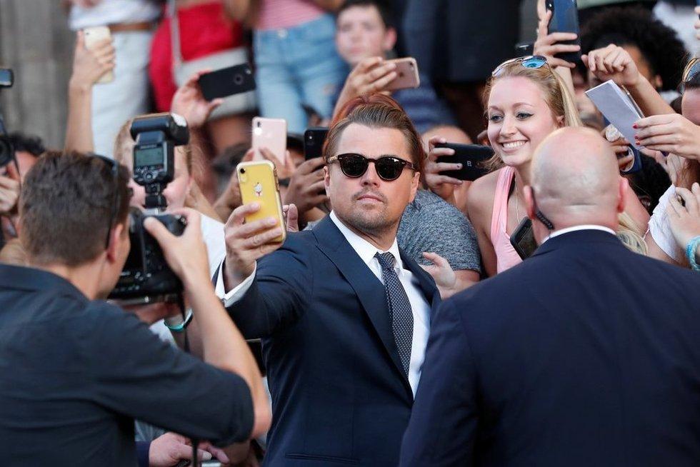 Leonardo DiCaprio (nuotr. SCANPIX)