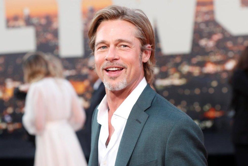 Brad Pitt (nuotr. SCANPIX)