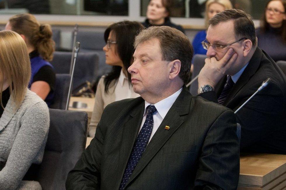 Petras Narkevičius (Vygintas Skaraitis/Fotobankas)