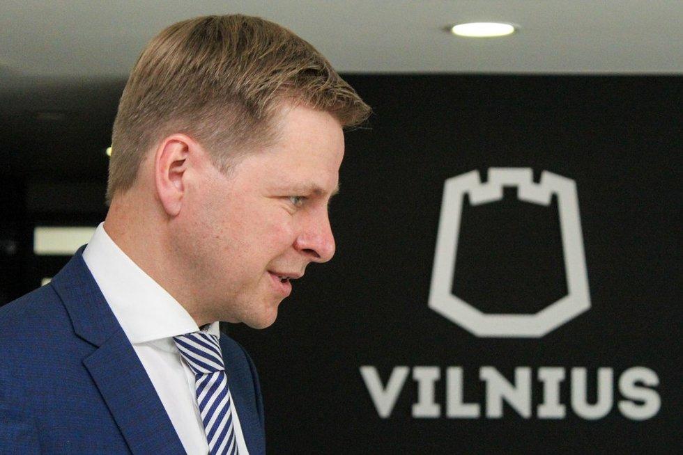 Vilniaus meras (nuotr. Fotodiena.lt)