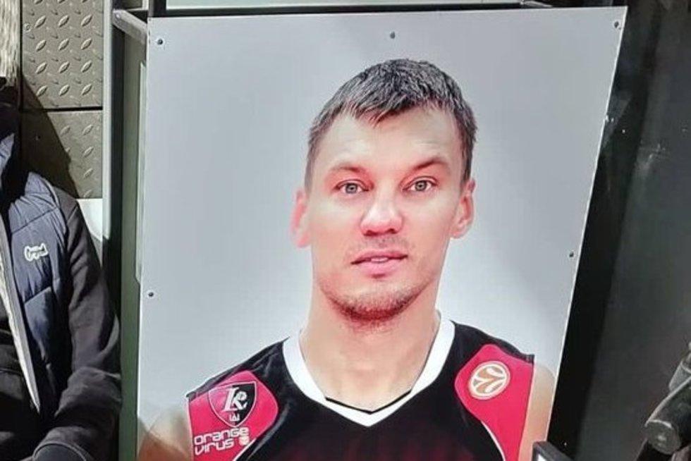 Š. Jasikevičiaus portretas (nuotr. facebook.com)