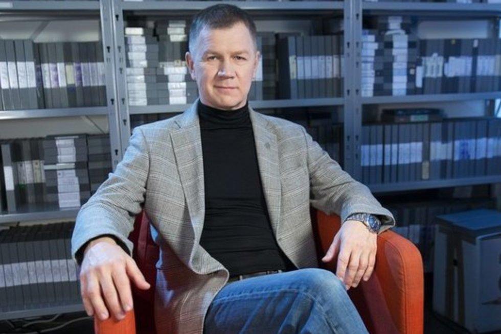 """Naglis Šulija (G. Kropio """"ŽMONĖS Foto"""" ir laidos """"Visi mes žmonės"""" nuotr.) (nuotr. Organizatorių)"""