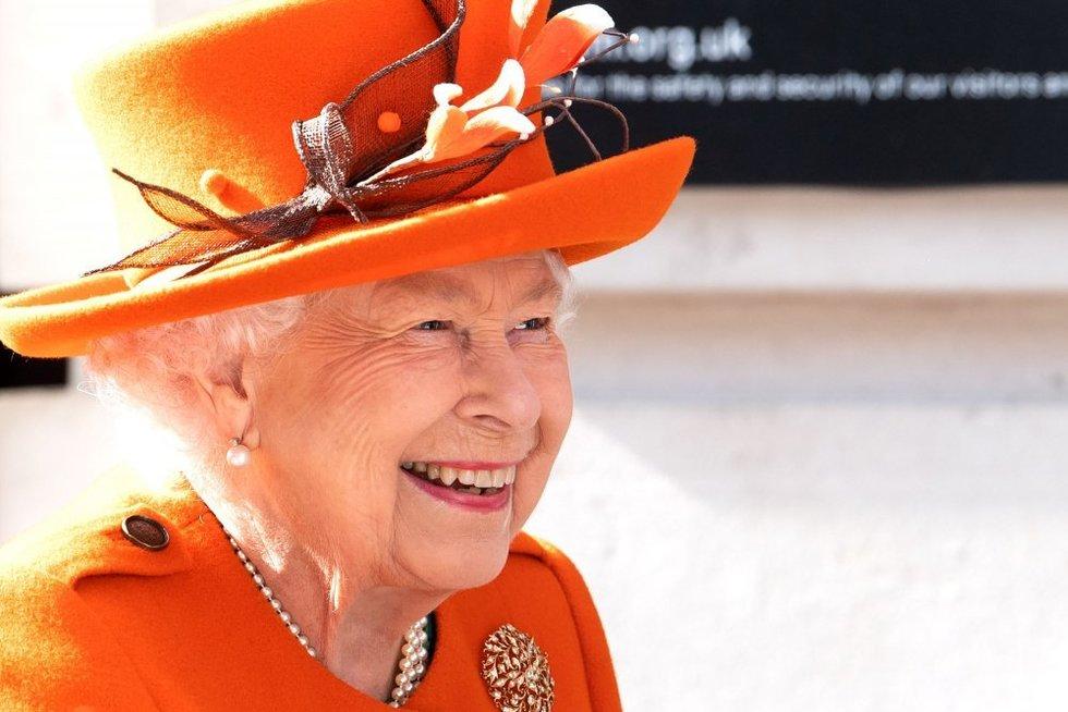 Karalienė Elžbieta ll (nuotr. SCANPIX)
