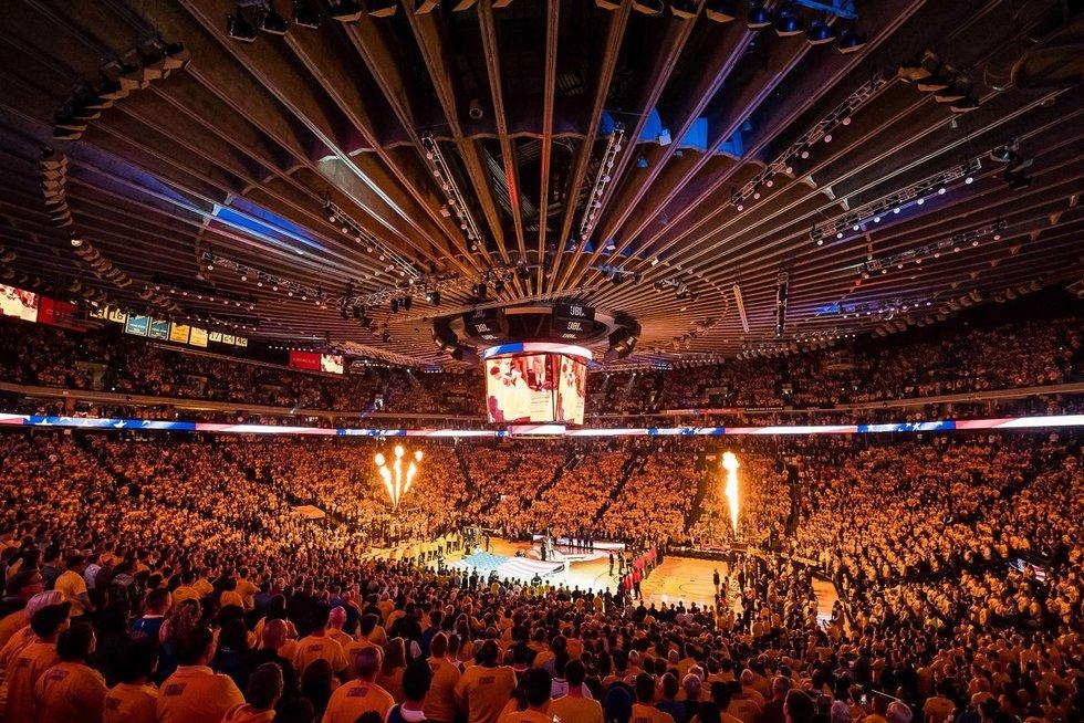 "Oklando ""Warriors"" – Portlando ""Trail Blazers"" 110:81 (nuotr. SCANPIX)"