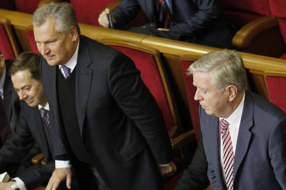 ES perspėjo Ukrainą: tai gali būti paskutinė galimybė pasirinkti vertybes (nuotr. SCANPIX)