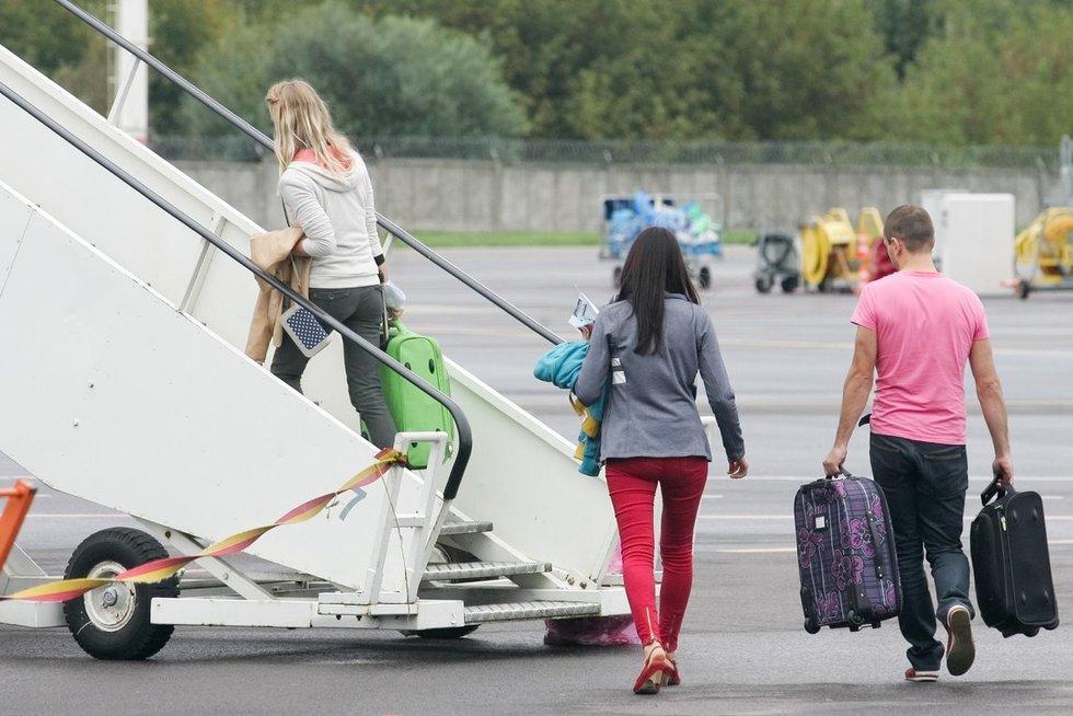 Emigracijos grimasos (Tomas Urbelionis/Fotobankas)