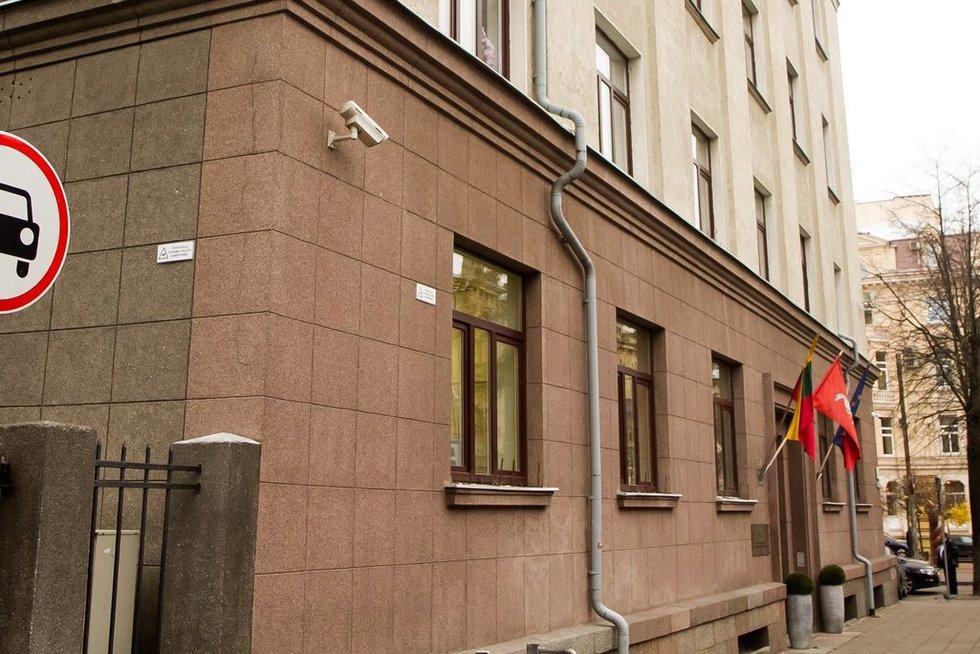 Lietuvos Respublikos Aplinkos ministerija (nuotr. Tv3.lt/Ruslano Kondratjevo)