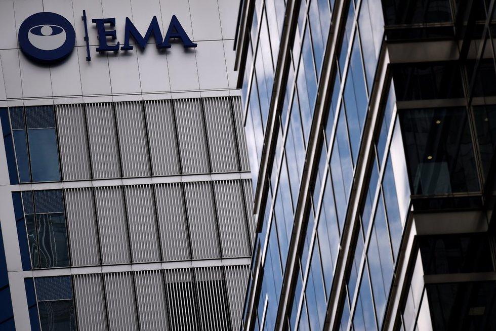 Europos vaistų agentūra (EMA) (nuotr. SCANPIX)