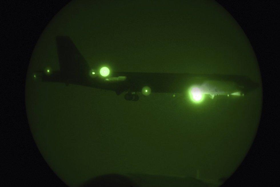 B-52H (nuotr. SCANPIX)