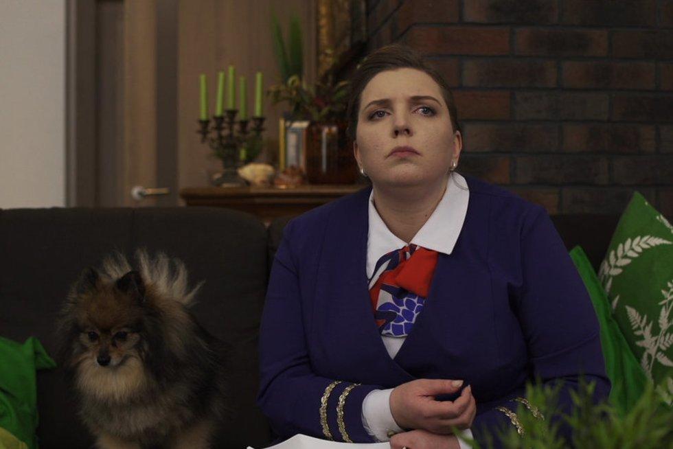 Olga Peseckaja-Solovjova (nuotr. TV3)