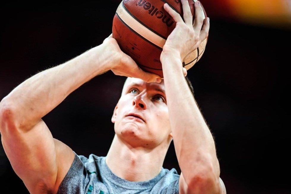 A. Butkevičius (nuotr. FIBA)