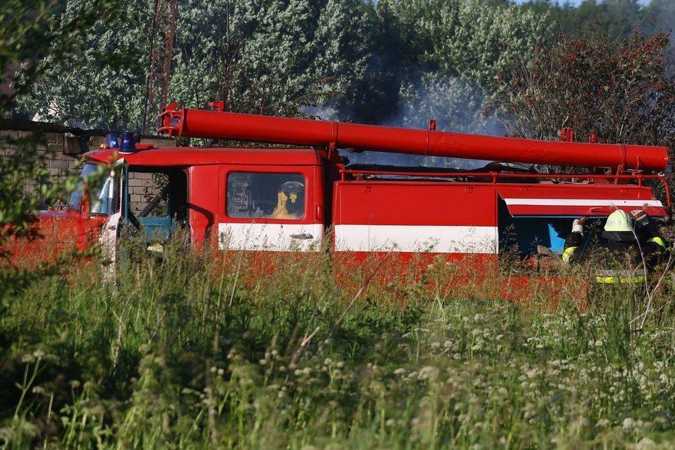 Nerimą kelianti žinia: Lietuvoje išaugo miškų gaisrų pavojus (Broniaus Jablonsko nuotr.)