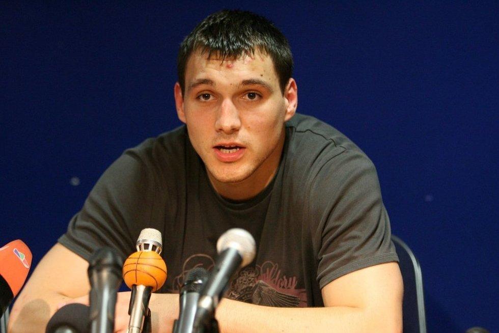 Jonas Mačiulis 2008 metais. (nuotr. Fotodiena.lt)