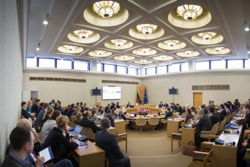 Vyriausybė (nuotr. LRVK   Darius Janutis)