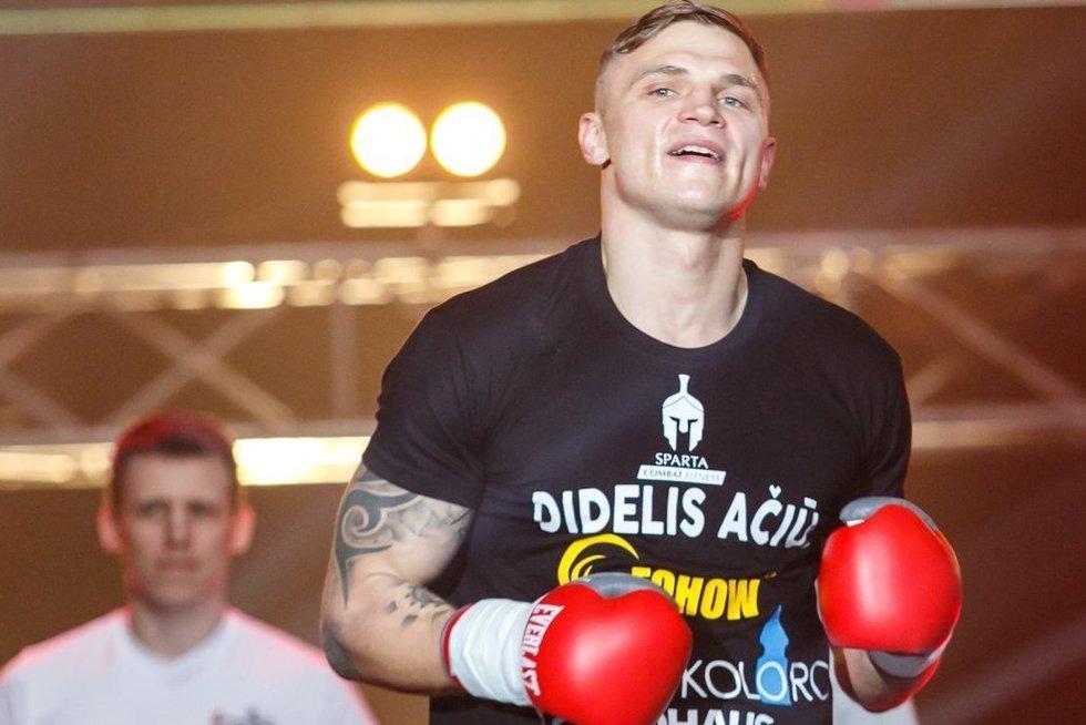 Sergejus Maslobojevas (nuotr. Organizatorių)
