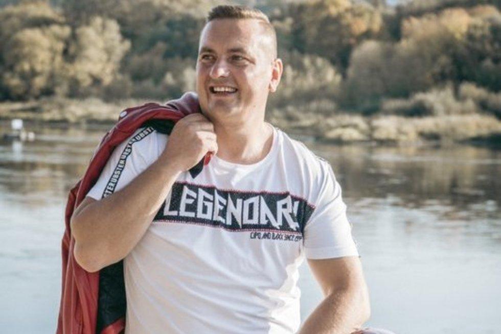 Tomas Bagdonavičius (nuotr. Organizatorių)
