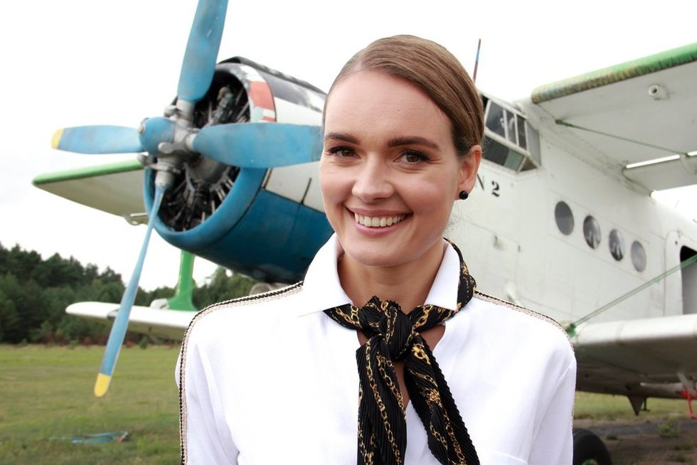 Jurgita Jurkutė-Širvaitė (nuotr. Organizatorių)