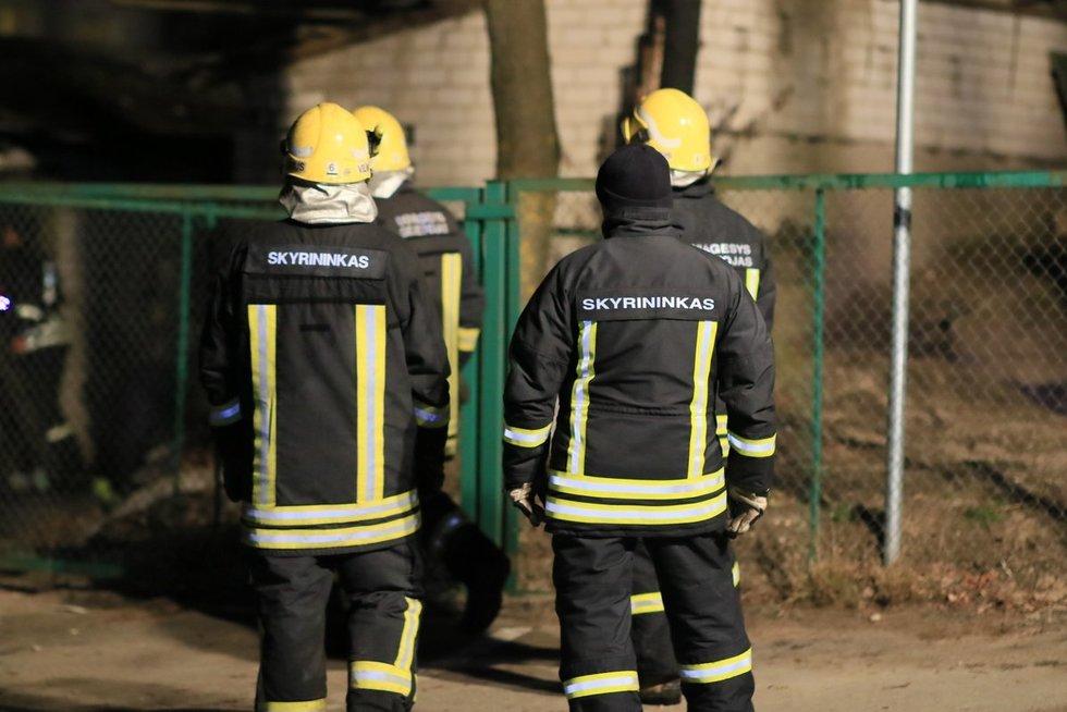 Gera žinia ugniagesiams – gaus didesnius atlyginimus (nuotr. Broniaus Jablonsko)