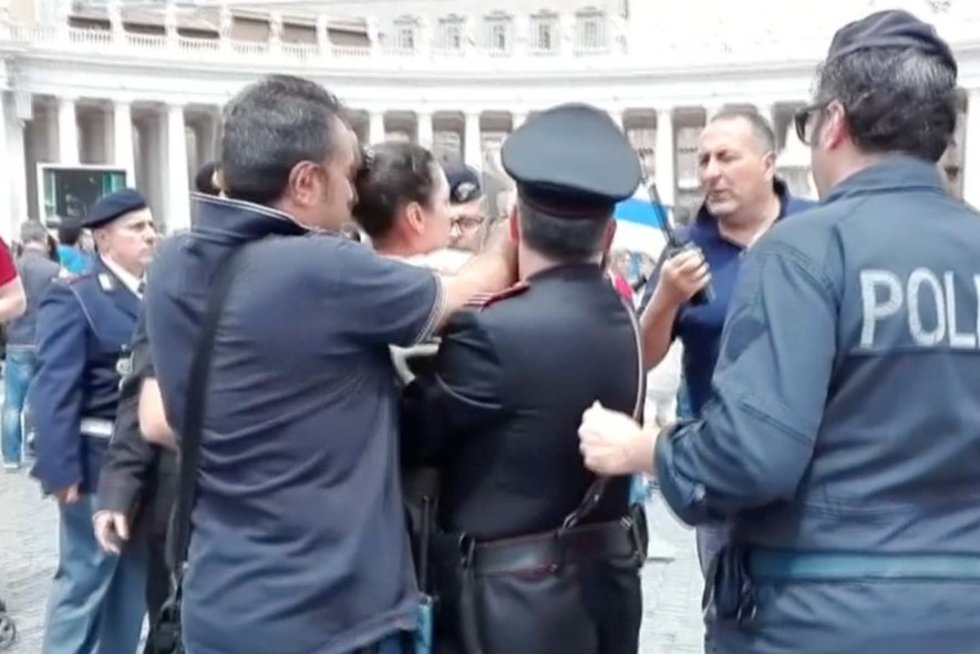 Policija (nuotr. TV3)