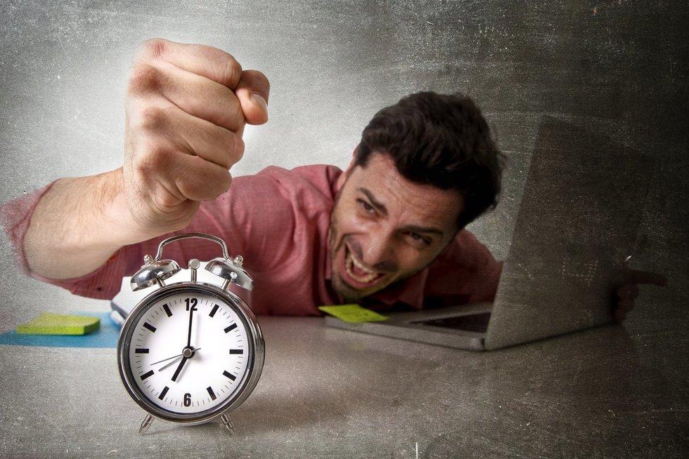 Laikas (nuotr. 123rf.com)