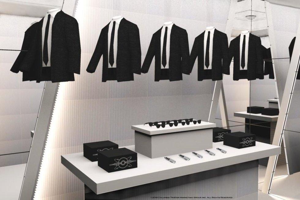 """""""Vyrai juodais drabužiais: pasaulinė grėsmė"""" (nuotr. Organizatorių)"""