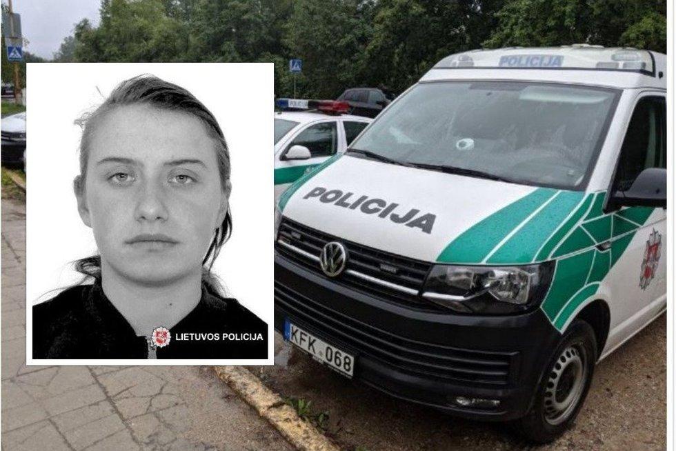 Gabija Kamandulytė (nuotr. tv3.lt fotomontažas)