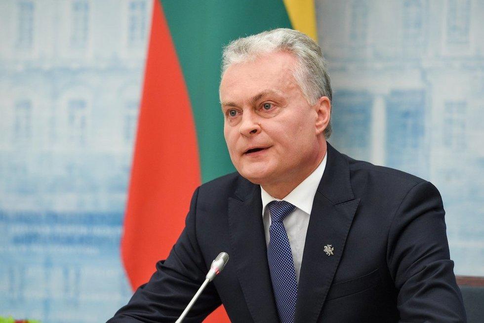 Gitanas Nausėda (nuotr. Fotodiena/Matas Baranauskas)