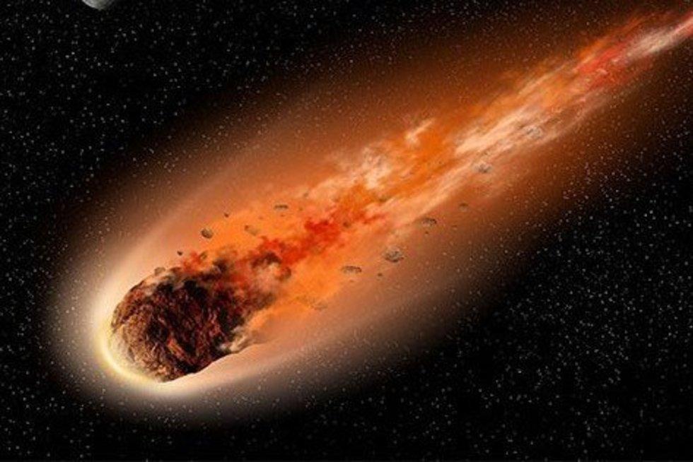 Meteoritas (nuotr. list25.com) (nuotr. Balsas.lt)