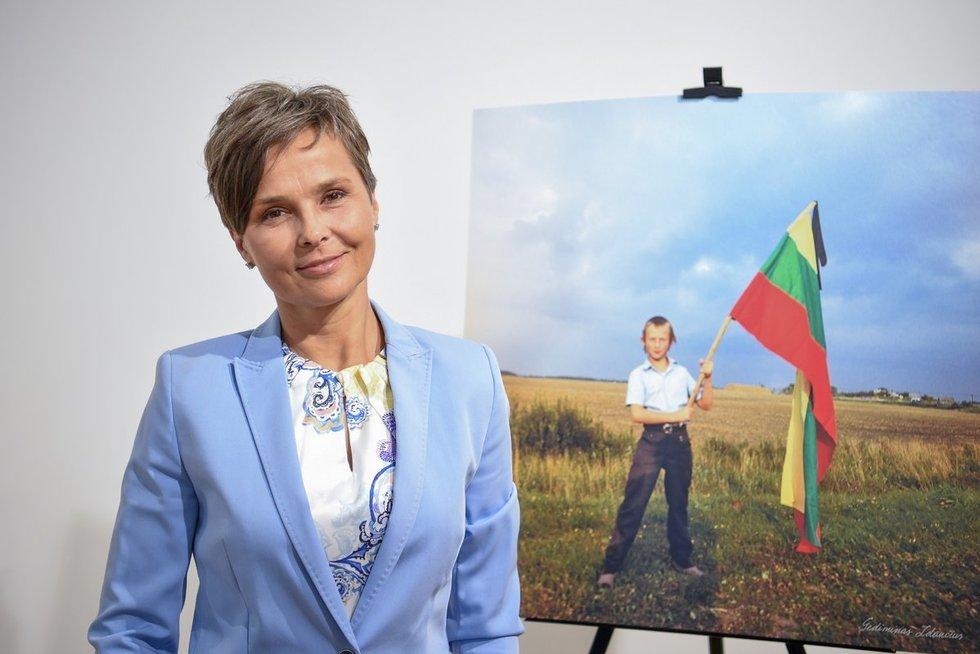 Audrė Kudabienė (nuotr. Fotodiena/Justino Auškelio)