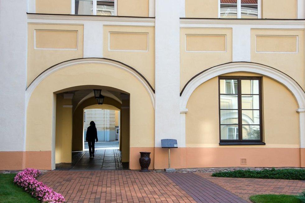 Universitetas (nuotr. 123rf.com)