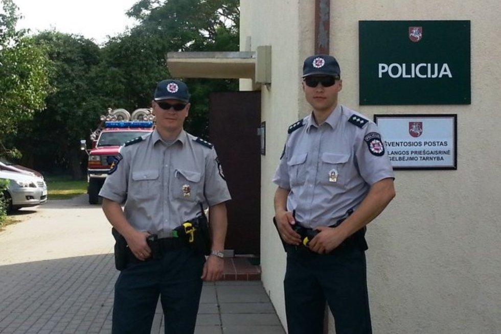 Pajūryje viešąją tvarką padeda užtikrinti ir Lietuvos policijos mokyklos pareigūnai (toliau – LPM) pareigūnai vasarą tikrai nesiilsi – jau antrą sezoną iš eilės jie patruliuoja Lietuvos pajūrio kurortuose ir padeda pajūrio policininkams užtikrinti viešąją
