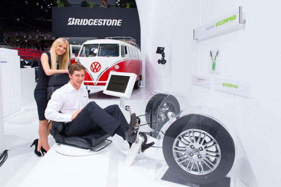 """""""Bridgestone"""" vėl paskelbta didžiausia padangų gamintoja pasaulyje. (nuotr. Gamintojo)"""