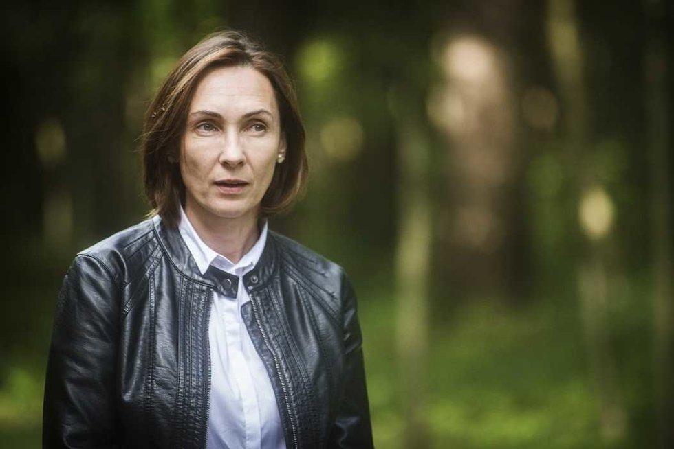 Jūratė Vilūnaitė (nuotr. Organizatorių)