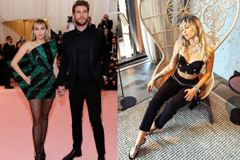 Miley Cyrus (nuotr. SCANPIX) tv3.lt fotomontažas