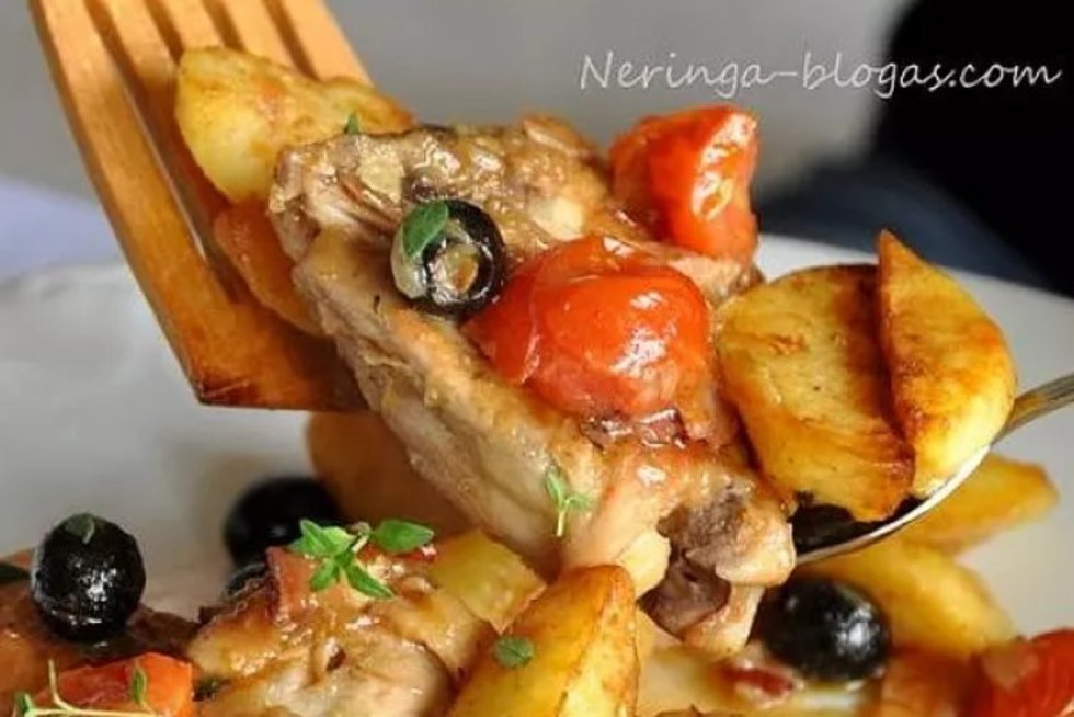 Vakarienė garuos greičiau nei galvojote: troškinys visai šeimai (http://www.neringa-blogas.com/)