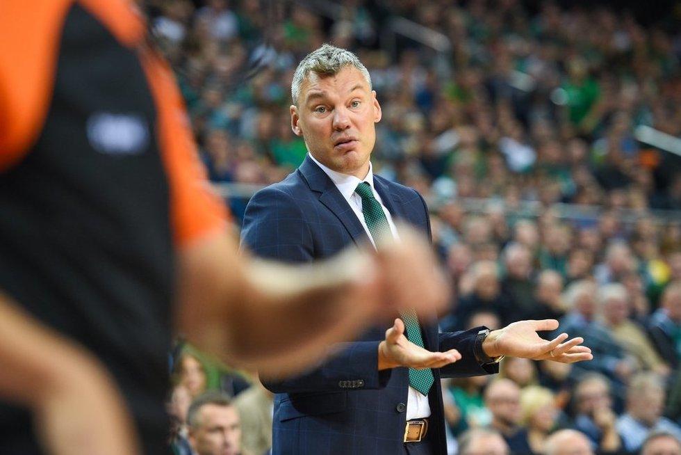 Š. Jasikevičius (nuotr. Fotodiena.lt)