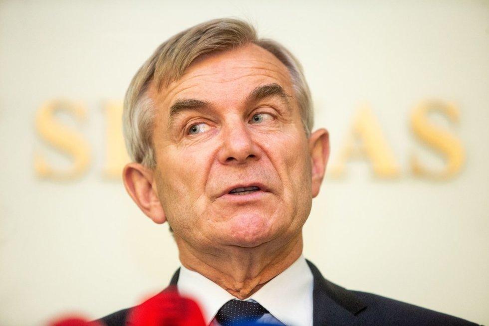 Viktoras Pranckietis (nuotr. Fotodiena/Justino Auškelio)