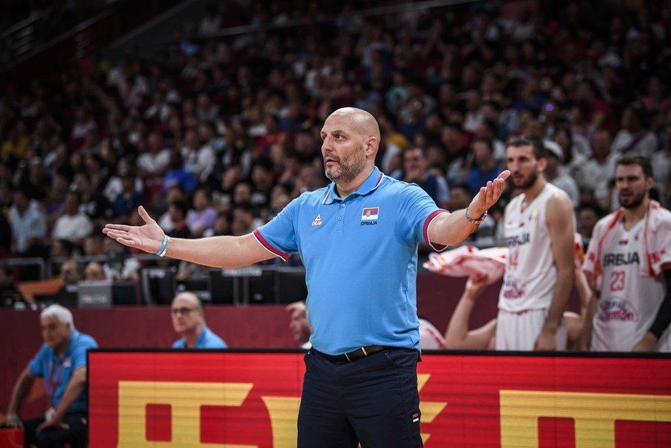 A. Džordževičius (nuotr. FIBA)