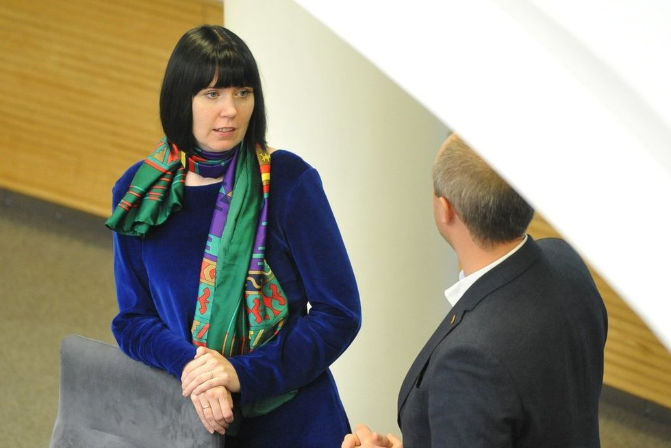Dovilė Šakalienė (nuotr. Fotodiena.lt)