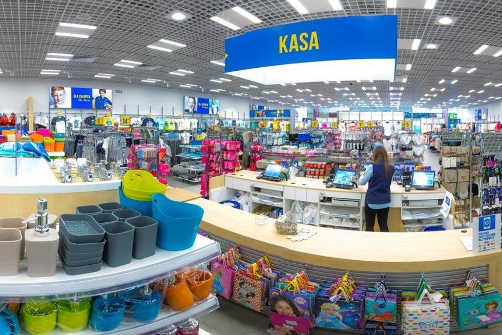 """""""Pepco"""" atidaro pirmąją parduotuvę Lietuvoje (nuotr. bendrovės)"""