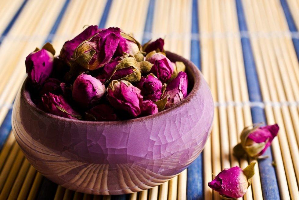 Gėlės (nuotr. 123rf.com)