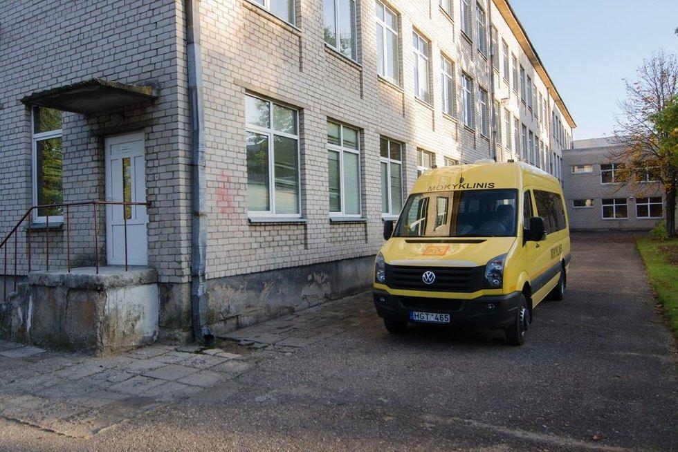 Mokyklinis autobusas (asociatyvi nuotr.) (nuotr. Fotodiena.lt)